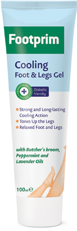 Cooling Foot & Legs Gel