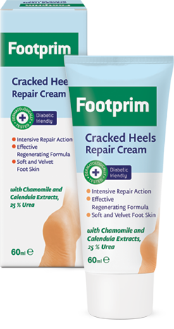Cracked Heels Repair Cream